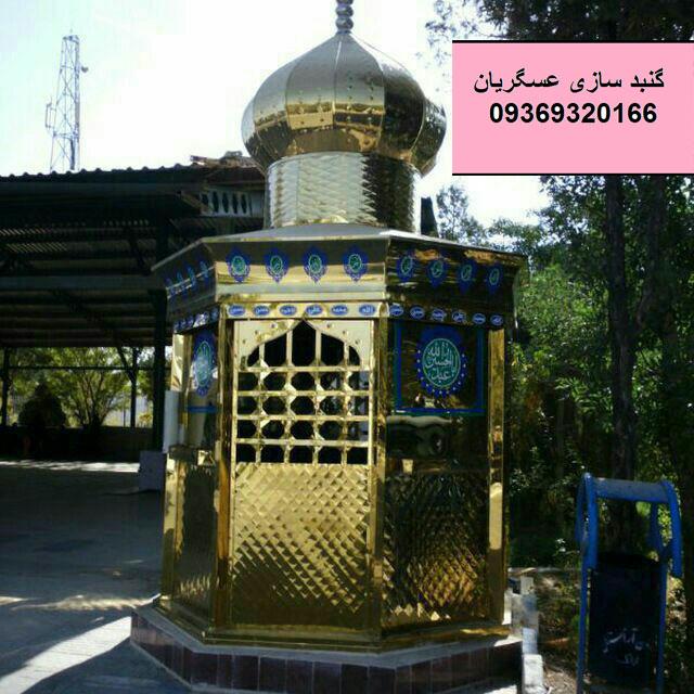 گنبد و گلدسته فارس در به 2 مسجدی نذر پایتخت